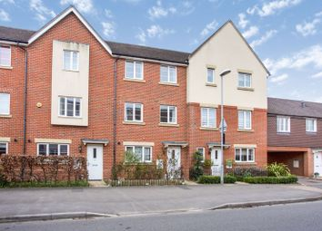 Thumbnail 4 bed terraced house for sale in Sparrowhawk Way, Bracknell
