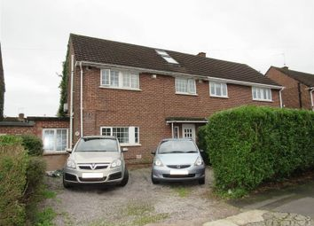 Thumbnail 4 bed semi-detached house for sale in Cyntwell Crescent, Cardiff