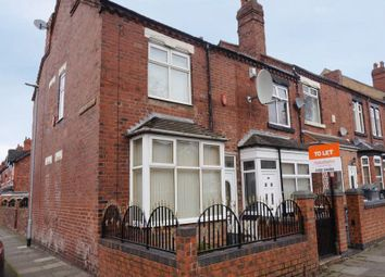 Thumbnail 3 bed terraced house to rent in Chaplin Road, Normacot, Stoke-On-Trent, Staffordshire