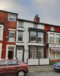 Thumbnail 8 bed terraced house for sale in Livingstone Road, Blackpool