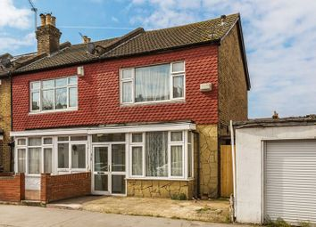 Thumbnail 4 bed end terrace house for sale in Buxton Road, Thornton Heath