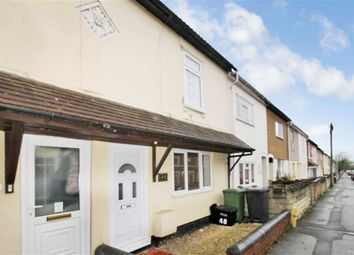 Thumbnail 2 bed terraced house to rent in Redcliffe Street, Swindon, Wiltshire