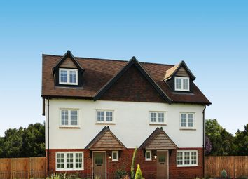 Thumbnail 4 bedroom semi-detached house for sale in London Road, Waterlooville, Hampshire