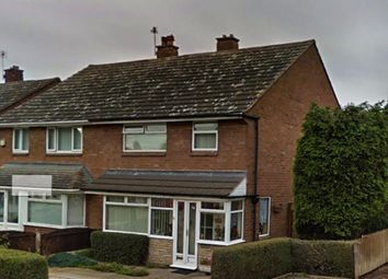Thumbnail 3 bed terraced house to rent in Furness Close, Bloxwich, Walsall