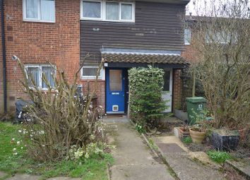 Thumbnail 1 bed flat to rent in Cutmore Drive, Colney Heath, St.Albans