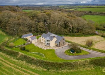 5 bed detached house for sale in Roch, Haverfordwest SA62