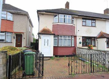 Thumbnail 2 bedroom end terrace house for sale in Bosworth Road, Dagenham, Essex