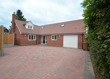 Thumbnail 4 bed detached house for sale in Spa Close, Hinckley, Leicestershire