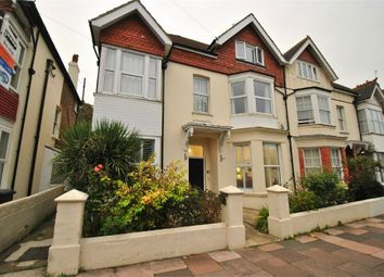 Thumbnail Flat for sale in Wickham Avenue, Bexhill-On-Sea, East Sussex