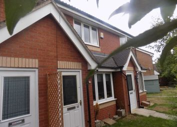Thumbnail 2 bed terraced house for sale in Westminster Close, Morton, Gainsborough