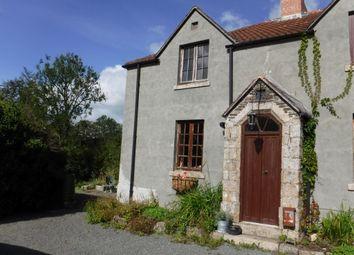 Thumbnail 2 bedroom end terrace house to rent in Heathfield, Tavistock