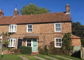 Thumbnail 2 bed end terrace house for sale in Gracious Street, Huby, York