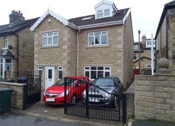 Thumbnail 5 bed detached house for sale in Upper Woodlands Road, Bradford, West Yorkshire