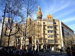 Thumbnail 4 bed apartment for sale in 81, Paseo De Gracia, Spain