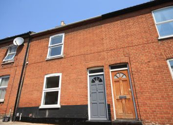 Thumbnail 2 bed terraced house to rent in Croft Street, Ipswich, Suffolk