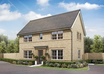 """Thumbnail 3 bed detached house for sale in """"Ennerdale"""" at Gumcester Way, Godmanchester, Huntingdon"""