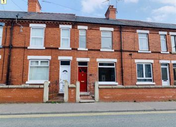 2 bed terraced house for sale in Victoria Road, Wrexham LL13