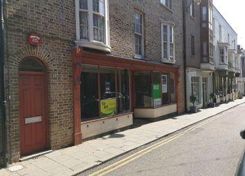 Thumbnail Retail premises to let in York Street, Ramsgate