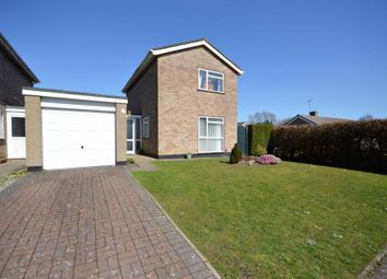 Thumbnail 2 bed link-detached house for sale in Beverley Road, Brundall