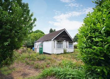 Thumbnail 2 bed detached bungalow for sale in Bousley Rise, Ottershaw, Chertsey