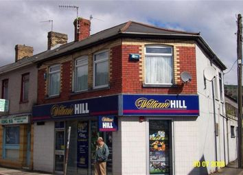 Thumbnail 2 bed flat to rent in Commercial Street, Risca, Newport