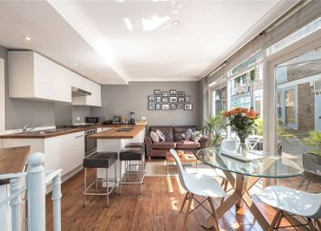 Thumbnail 3 bed terraced house for sale in Junction Mews, London