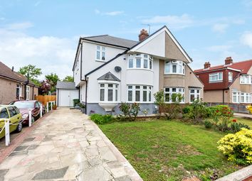 Thumbnail 5 bed semi-detached house for sale in Cavendish Avenue, Sidcup