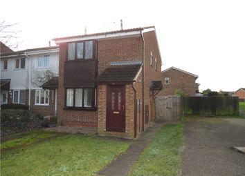 Thumbnail 1 bed flat for sale in Kestrels Croft, Sinfin, Derby