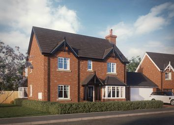Thumbnail 4 bed detached house for sale in Off Shrewsbury Road, Hadnall
