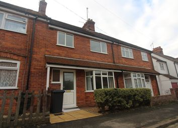 Thumbnail 3 bed terraced house to rent in Winchester Road, Reading
