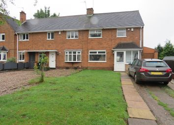 Thumbnail 3 bed end terrace house for sale in Clockmill Road, Pelsall, Walsall