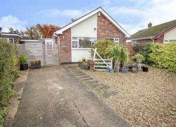 Thumbnail 2 bed detached bungalow for sale in Burnham Avenue, Attenborough, Beeston, Nottingham
