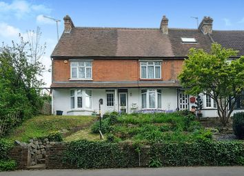 Thumbnail 3 bedroom terraced house to rent in Main Road, Sundridge, Sevenoaks