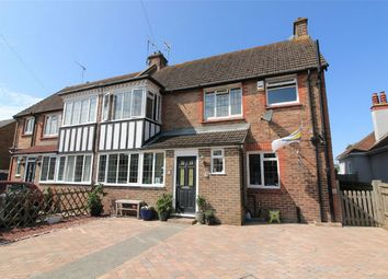 3 bed semi-detached house for sale in Plemont Gardens, Bexhill On Sea, East Sussex TN39