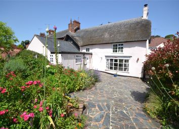 Thumbnail 3 bed end terrace house for sale in Fore Street, Otterton, Budleigh Salterton, Devon