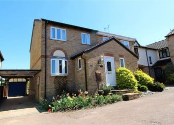 Thumbnail 3 bed semi-detached house for sale in Old Rope Walk, Haverhill, Suffolk