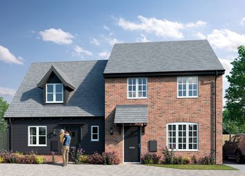 Thumbnail 2 bedroom semi-detached house for sale in Sharpe Close, Carlton, Bedfordshire