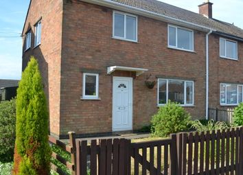 Thumbnail 3 bed semi-detached house to rent in Oak Road, Desford