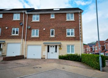 Thumbnail 5 bed town house for sale in Birch View, Chester Le Street