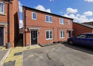 3 bed semi-detached house for sale in Silkstone Road, Featherstone, Pontefract WF7