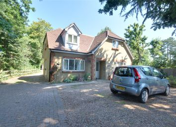 Thumbnail 1 bed flat for sale in The Lodge, Guildford Road, Chertsey, Surrey