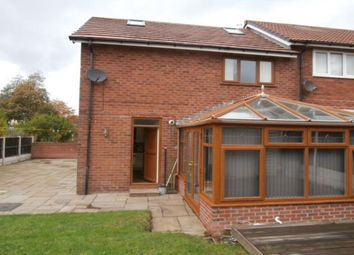 Thumbnail 2 bed terraced house for sale in Hattersley Road West, Hyde