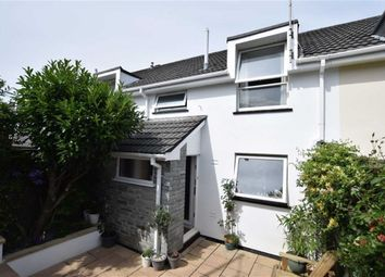 Thumbnail 3 bed terraced house for sale in Ward Close, Stratton, Bude