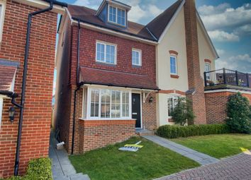Thumbnail 4 bed semi-detached house to rent in Old Common Way, Uckfield