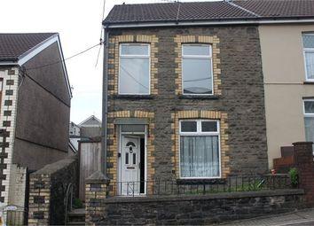 Thumbnail 2 bedroom end terrace house to rent in Amos Hill, Penygraig, Rhonnda Cynon Taff.