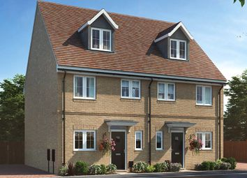 Thumbnail 3 bed semi-detached house for sale in Sandy Road, Potton, Sandy, Bedfordshire