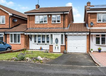 3 bed detached house for sale in Larch Croft, Tividale, Oldbury B69