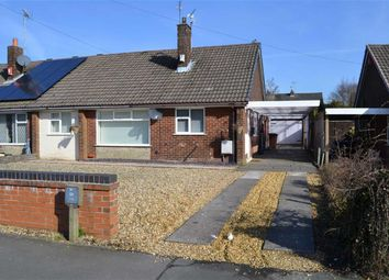 Thumbnail 3 bed semi-detached bungalow for sale in Park Road, Werrington, Stoke-On-Trent