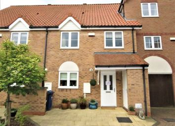 3 bed terraced house for sale in Ellisons Quay, Burton Waters, Lincoln LN1