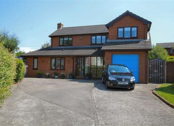 Thumbnail 4 bed detached house for sale in Stryd Y Brython, Ruthin, Denbighshire